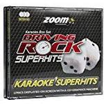 Zoom Karaoke - Zoom Karaoke CD+G - Driving Rock Superhits - Triple CD+G Karaoke Pack