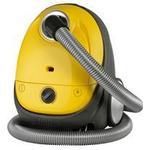 Cylinder Vacuum Cleaner Nilfisk One Yellow EU