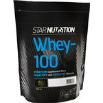 Star Nutrition Whey-100 Strawberry 4kg