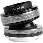 Tilt/Shift Kameraobjektiv Lensbaby Composer Pro II with Sweet 50mm f/2.5 for Canon