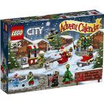 Lego City Adventskalender 2016 60133