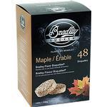 Briketter Bradleysmoker Maple Flavour Bisquettes BTMP48