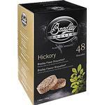 Briketter Bradleysmoker Hickory Flavour Bisquettes BTHC48