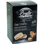 Kol & Briketter Bradleysmoker Oak Flavour Bisquettes BTOK48