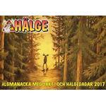 Hälge Almanacka 2017 (Övrigt format, 2016)