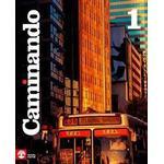 Böcker Caminando 1 Lärobok inkl ljud, fjärde upplagan (Häftad, 2014)