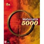 Böcker Matematik 5000 Kurs 2a Röd & Gul Lärobok (Häftad, 2012)