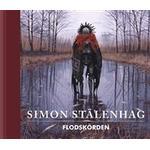 Flodskörden: illustrerade sägner ur Slingans landskap 1995-1999 (Inbunden, 2016)