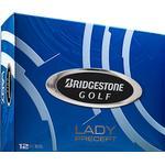 Golfbollar Bridgestone Precept Lady (12 pack)