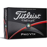 Golfbollar Titleist Pro V1x (12 pack)