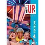 What's up? åk 4 Textbook (Häftad, 2006)