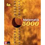 Matematik 5000 Kurs 1a Gul Lärobok (Häftad, 2011)