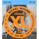 Strängar - Stämgaffel D'Addario EXL110