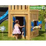 Lekstugor Jungle Gym Playhouse Module 125