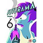Futurama Filmer Futurama - Season 6 (DVD)
