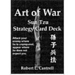 The art of war sun tzu Böcker Art of War: Sun Tzu Strategy Card Deck: 54 Winning Strategies (Inbunden, 2004)