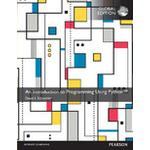 An Introduction to Programming Using Python, Global Edition (, 2015)