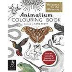 Animalium Colouring Book (Häftad, 2016)