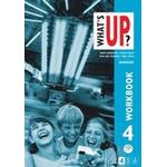 What's up? åk 4 Workbook (Häftad, 2006)