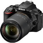 Digital SLR Nikon D5600 + 18-140mm VR