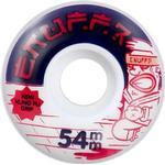 Skateboardhjul Enuff Peacekeeper Kung Fu 54mm 55D 4-pack