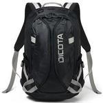 "Datorryggsäck Dicota Backpack Active 15.6"" - Black/Black"