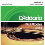 Musiktillbehör D'Addario EZ890