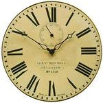 Home Styling Roger Lascelles Glasgow Station 36cm Wall clock