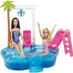 Pool noodles Leksaker Barbie Glam Pool
