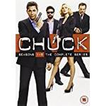Chuck - Series 1-5 - Complete (DVD)