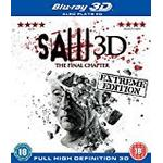 Saw 3D Filmer Saw 3D: The Final Chapter (Blu-ray + Blu-ray 3D)