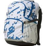 Ryggsäckar Bergans 2GO 32L - White/Athens Blue Triangle