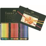 Pennor Faber-Castell Polychromos Color Pencils Box of 60