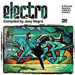Various Artists - ELECTRO COMPILED BY JOEY NEGRO