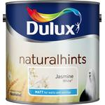 Paint Dulux Natural Hints Matt Wall Paint, Ceiling Paint White 2.5L
