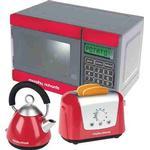 Toys Casdon Morphy Richards Microwave Kettle & Toaster