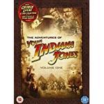 Adventures of Young Indiana Jones Vol 1 (12-disc)