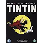 Tintin dvd Filmer Tintin - Adventures of Tintin (DVD)