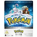 Pokemon movie Filmer Pokemon Movie 1-3 Collection - Limited Edition Blu-ray Steelbook