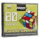 Zoom Karaoke - Zoom Karaoke CD+G - 80s Superhits 1 - Triple CD+G Karaoke Pack