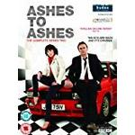 Ashes to ashes dvd Filmer Ashes To Ashes - Series 2 (DVD)