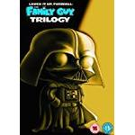 Star wars film blu ray Family Guy Star Wars Trilogy - Laugh It Up Fuzzball (DVD)