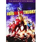 Big Bang Theory - Series 5 (Svensk Text (DVD)
