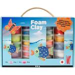 Hobbymaterial Foam Clay Modeling Clay Gift Box Mix