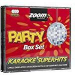 Zoom Karaoke - Zoom Karaoke CD+G - Party Superhits - Triple CD+G Karaoke Pack