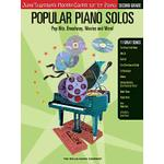 popular piano solos grade 2 pop hits broadway movies and more john thompson