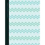 Bill large Böcker Monthly Budget Planner: Bill Organizer Book with Weekly Calendar & Expenses Tracker (Large Spacious Softback Notebook * 24 months * for Personal or * Chevrons) (Budget Planners & Organizers)