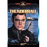 James Bond Thunderball (DVD)