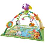 Baby Gym Fisher Price Rainforest Music & Lights Deluxe Gym