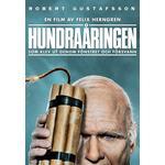 Hundraåringen som klev ut genom fönstret och försvann dvd Filmer Hundraåringen som klev ut genom fönstret och... (DVD) (DVD 2013)